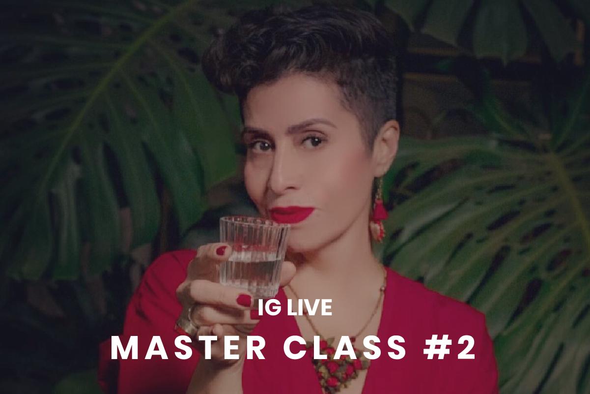 Master Class #2 Online