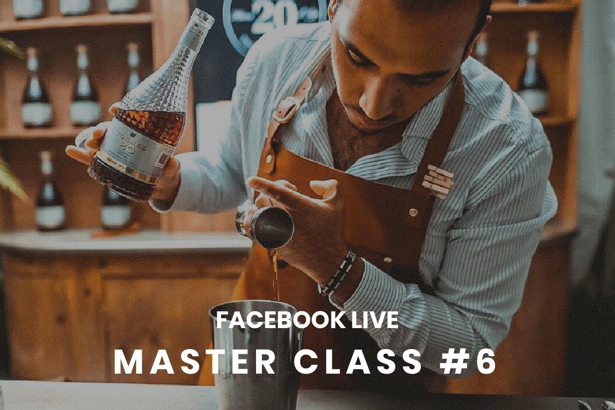Master Class #6 Online
