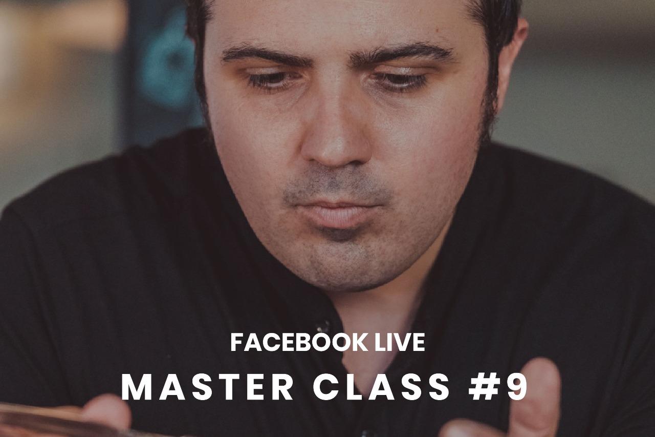Master Class #9 Online